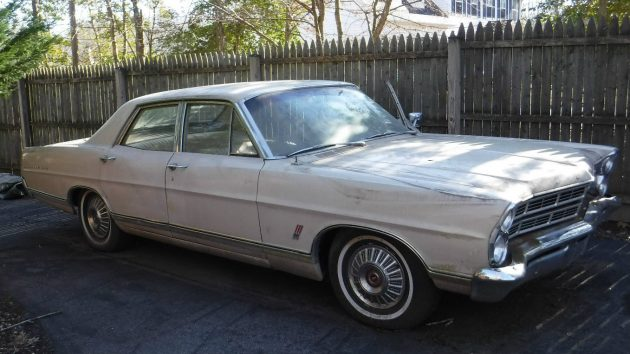 6 Years Quiet: 1967 Ford Galaxie