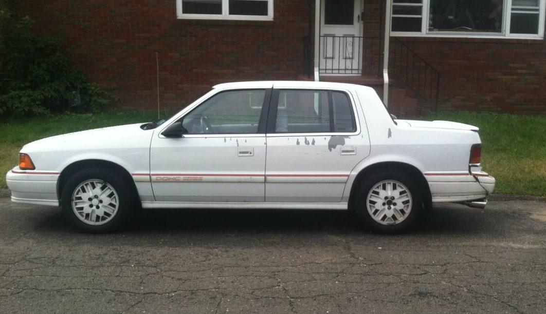 Battered Sleeper: 1991 Dodge Spirit R/T