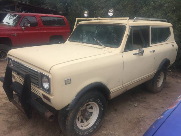 Good Project: 1976 International Scout