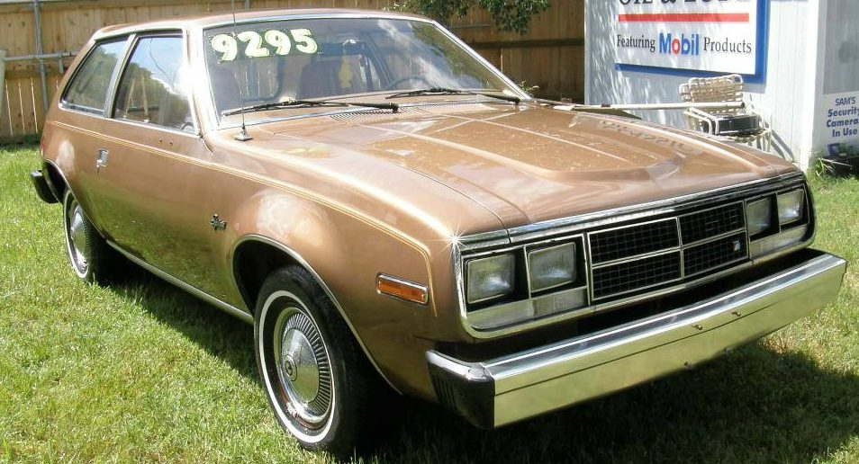 How To Buff A Car >> Price Reduction? 1981 AMC Spirit