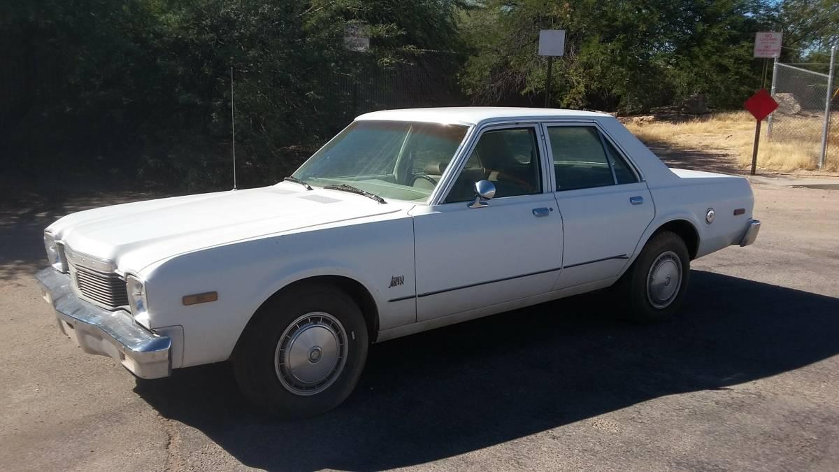 Surprising Sleeper 1977 Dodge Aspen