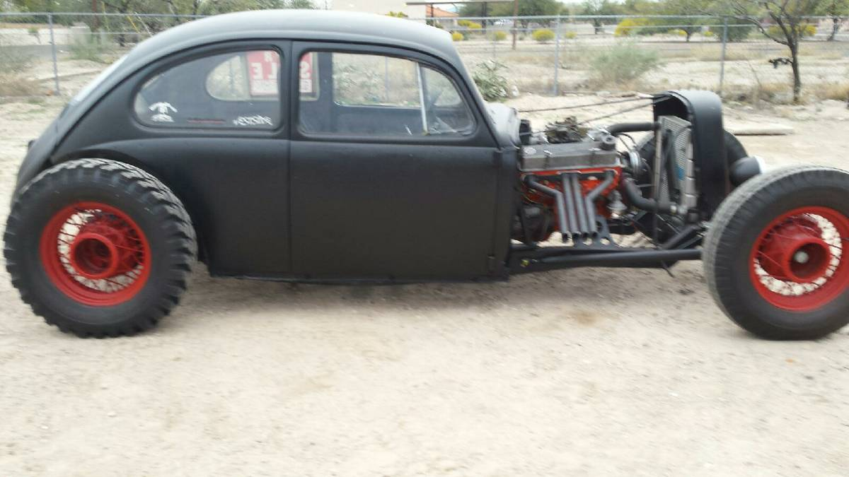 Strange Brew: VW Hot Rod or