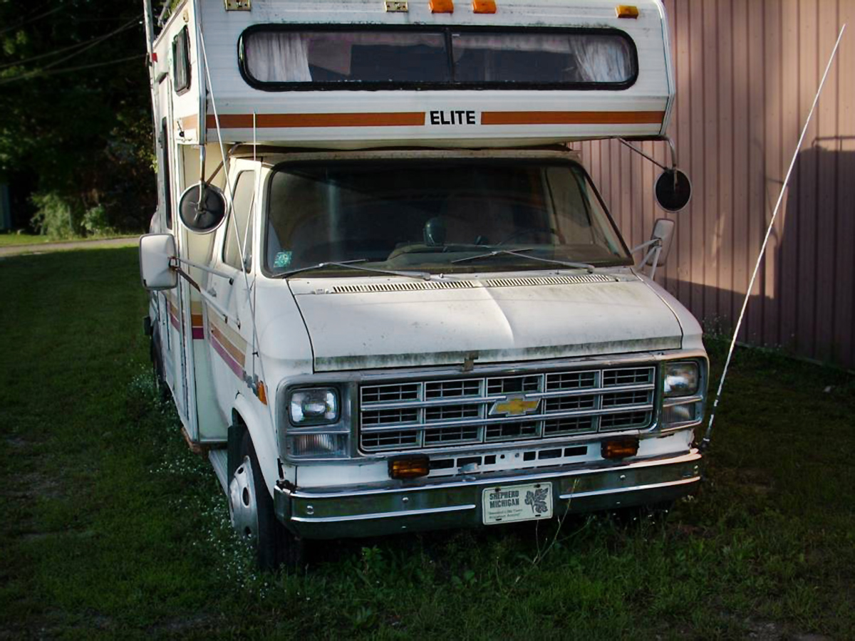 All Chevy 1978 chevy van for sale : Big Tow: 1978 Elite 188 Towlounge Chevy Van