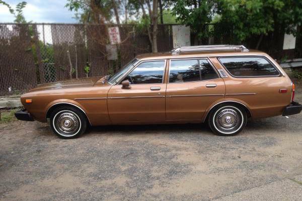 240Z Cousin: 1978 Datsun 810 Wagon