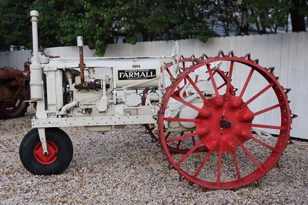 Farmall Steel Wheels : Steel wheels farmall f