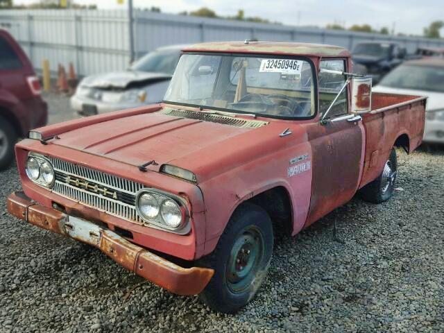 Stout Stout 1965 Toyota Stout 1900