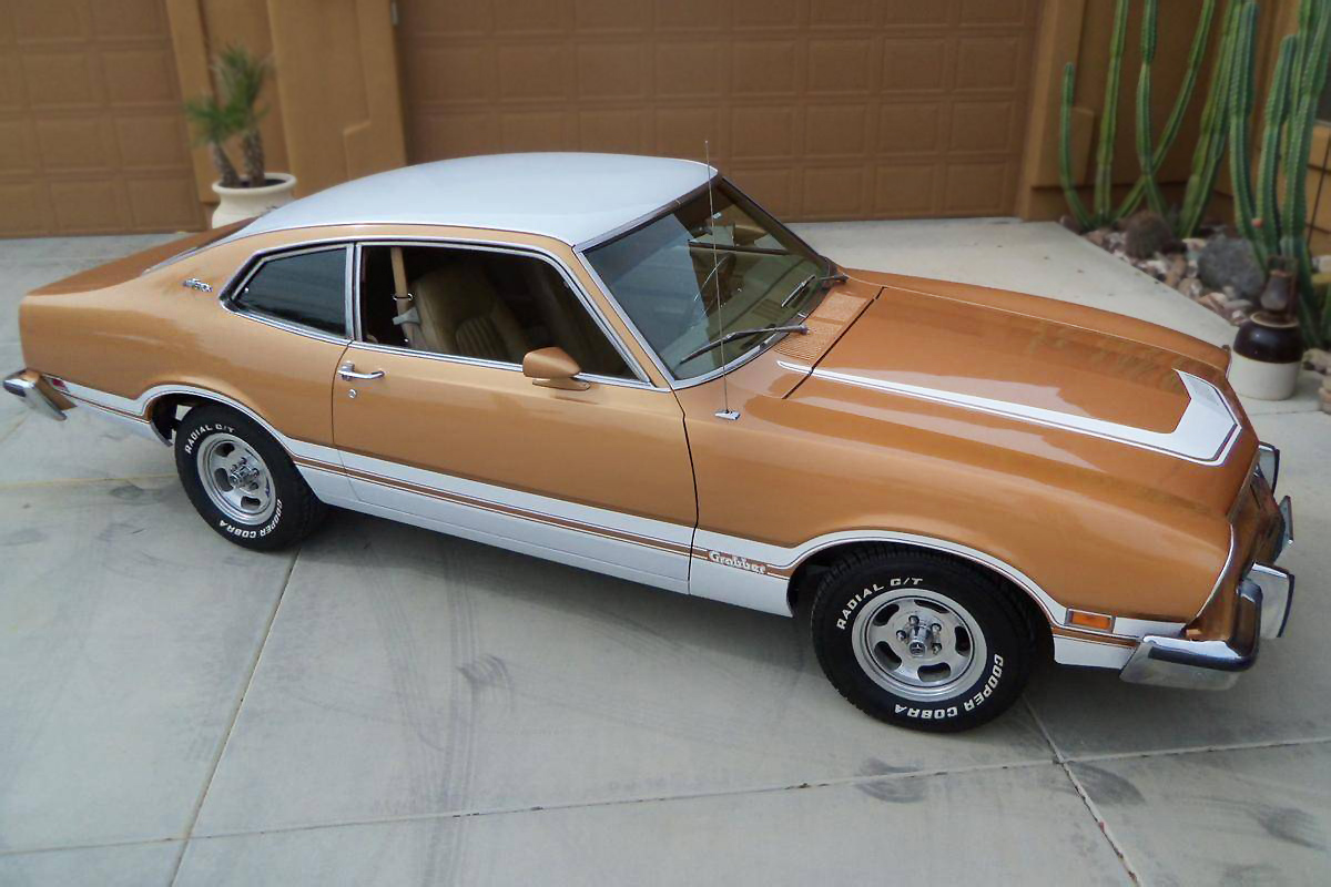 Grab This 1974 Ford Maverick Grabber