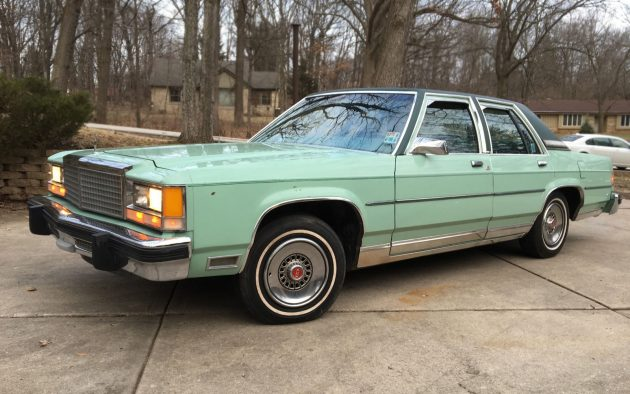 Pre-Fox Panther: 1979 Ford LTD Crown Victoria