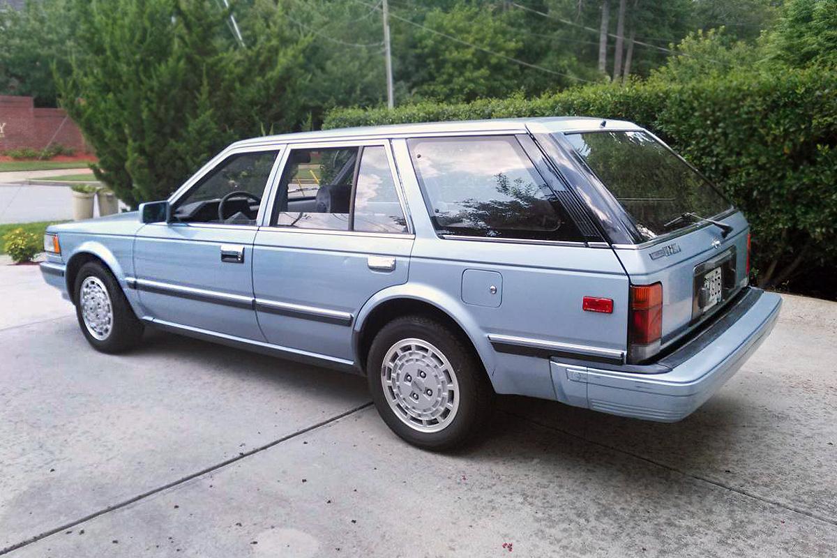 Wagon Wars! 1985 Nissan & Toyota Wagons