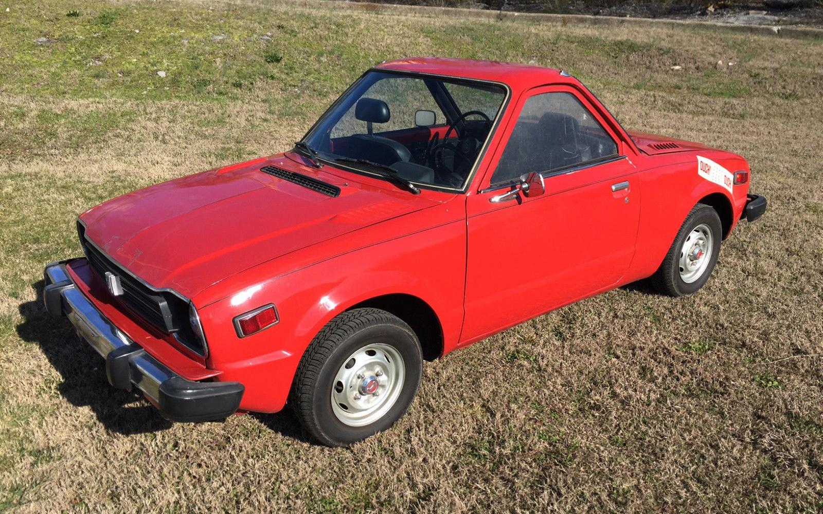 Honda Parts Cheap >> Seeing Double: 1979 Honda Civic x 2