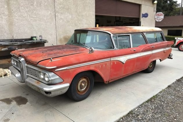 It Takes a Villager: 1959 Edsel Villager