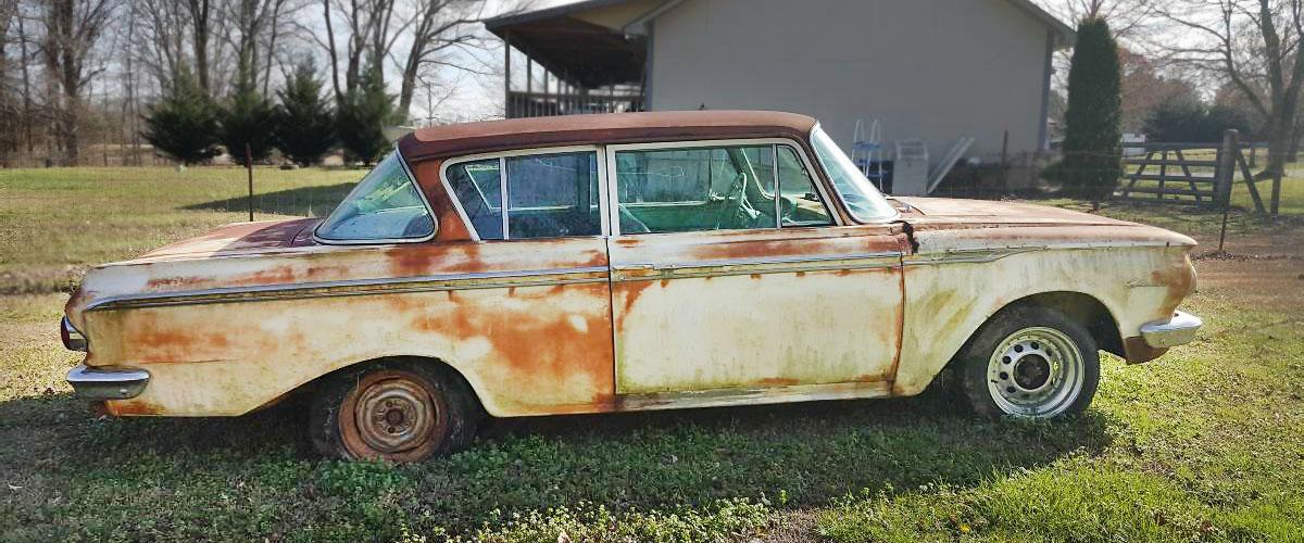One Year Only! 1962 Rambler Classic Custom