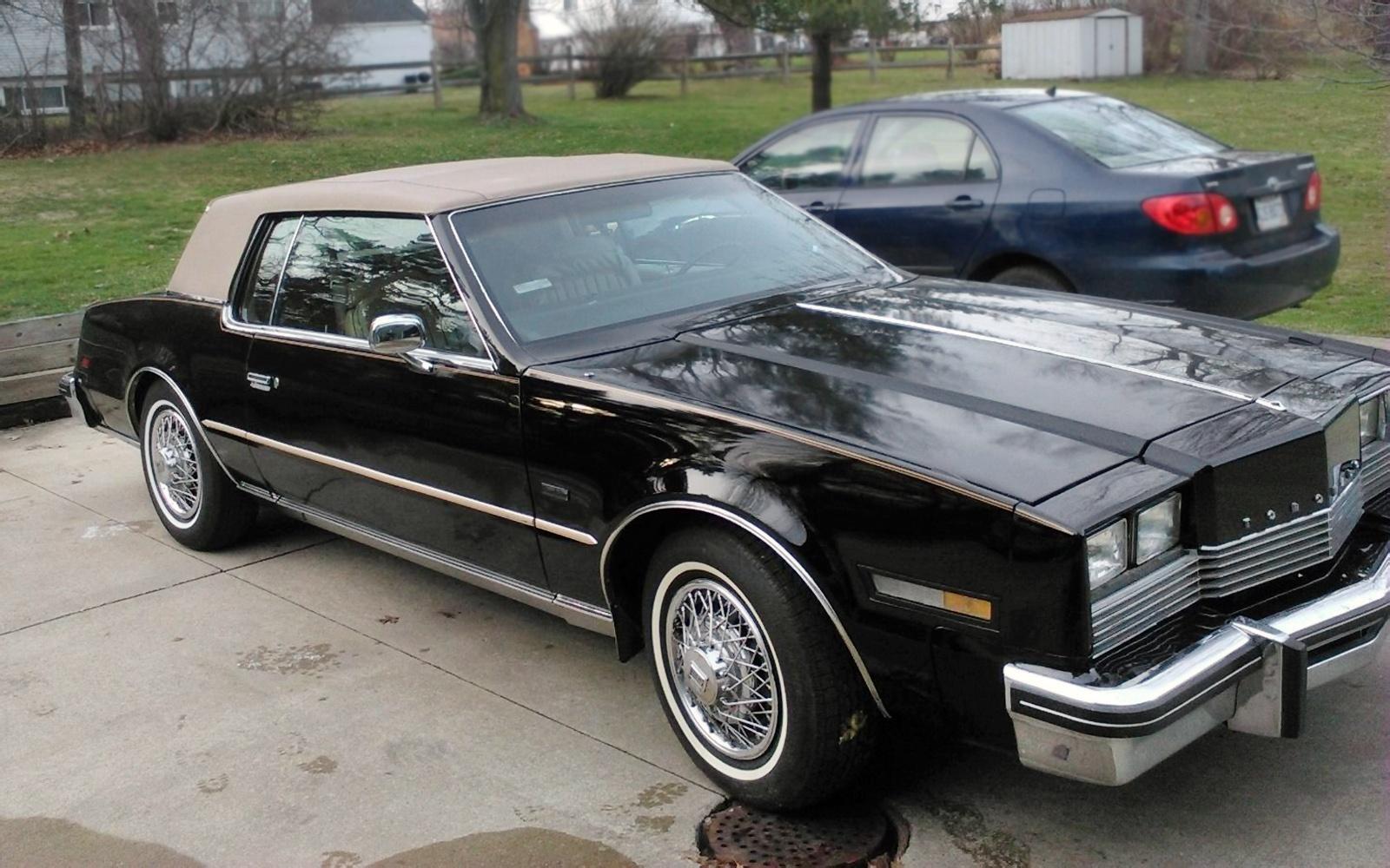 Deal Of The Week! 1982 Oldsmobile Toronado