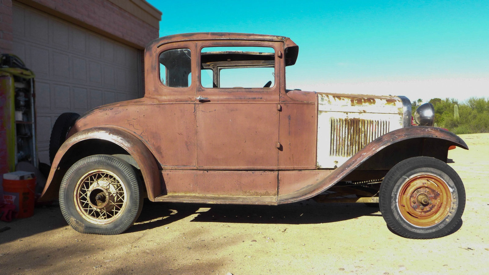 Engine Choice? 1930 Ford Model A Coupe