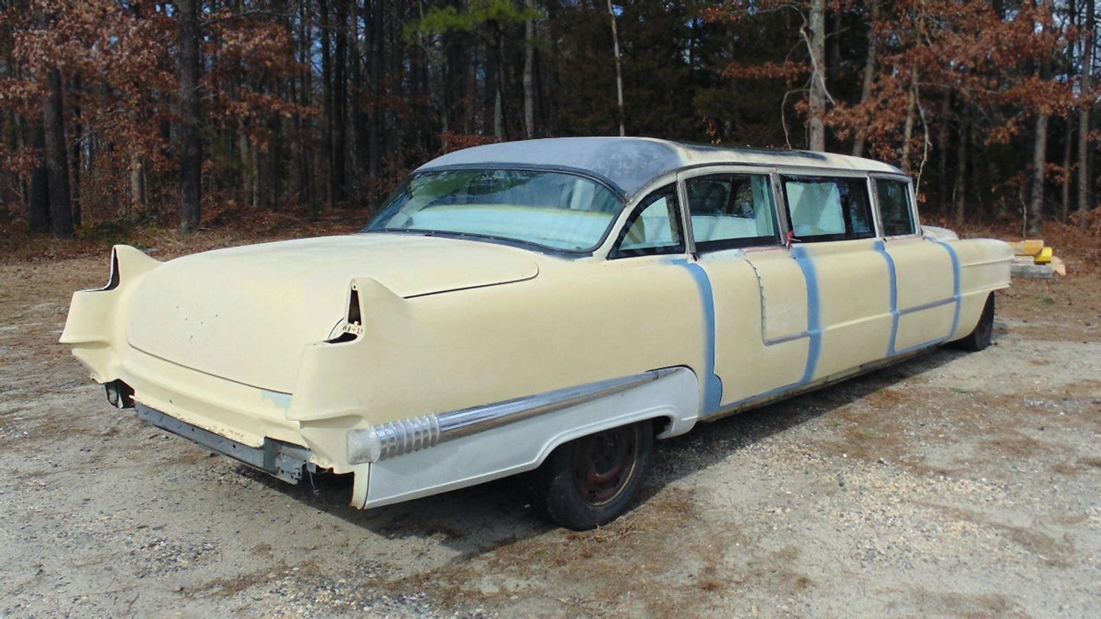 Fordillac 1956 Cadillac Fleetwood 60 Special