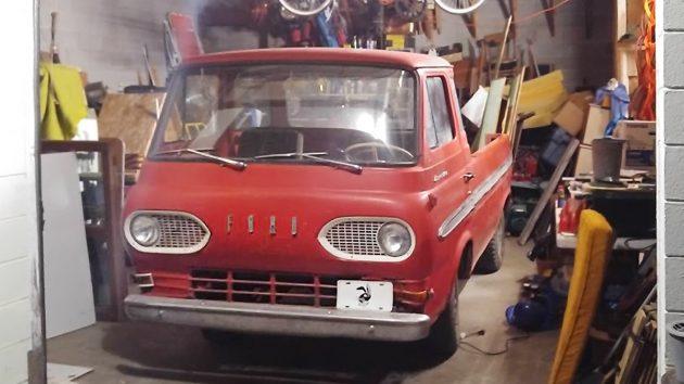 Economic Econoline 1965 Ford Econoline Pickup