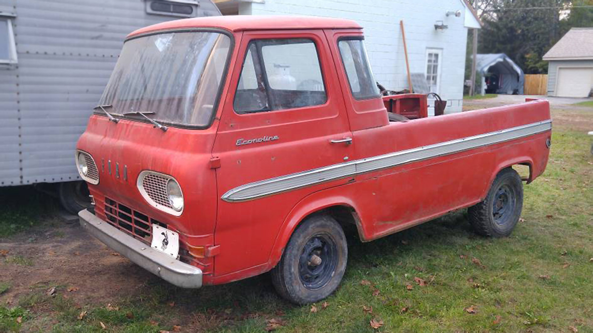 Economic econoline 1965 ford econoline pickup