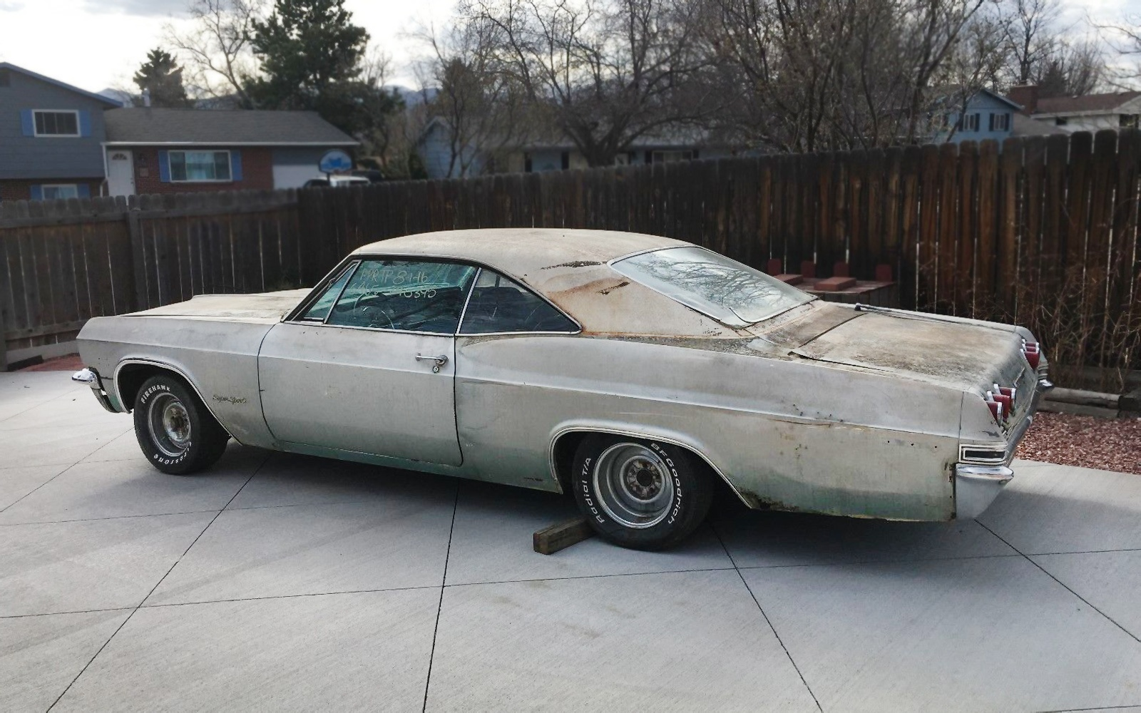 396 & 4-Sd: 1965 Chevrolet Impala SS