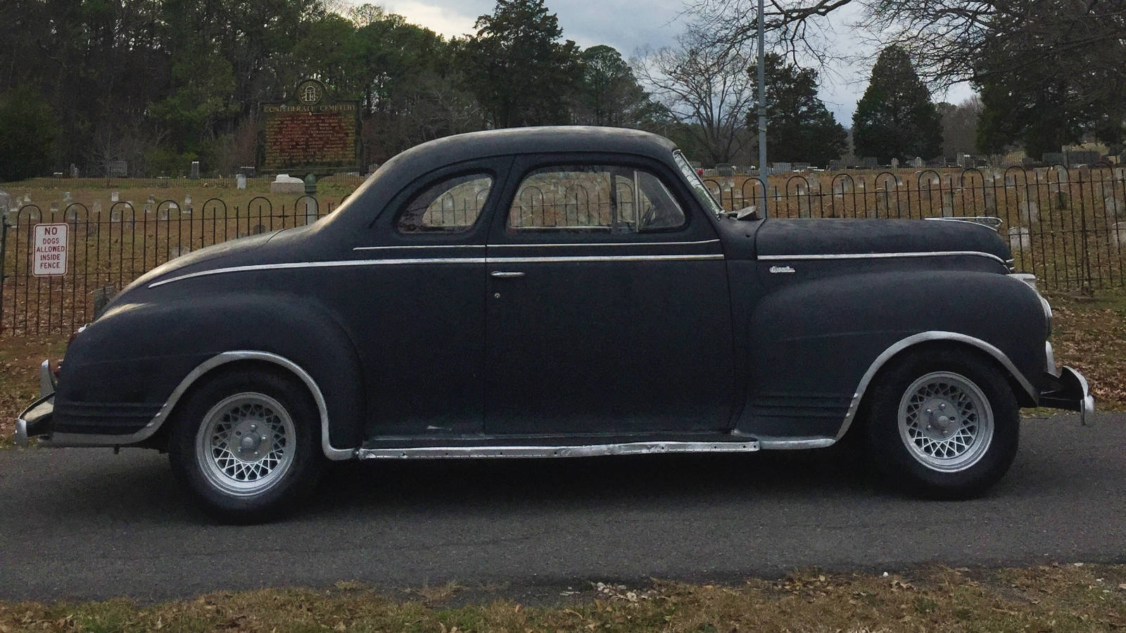 Exclusive 1941 Plymouth Deluxe Business Coupe 1k Price