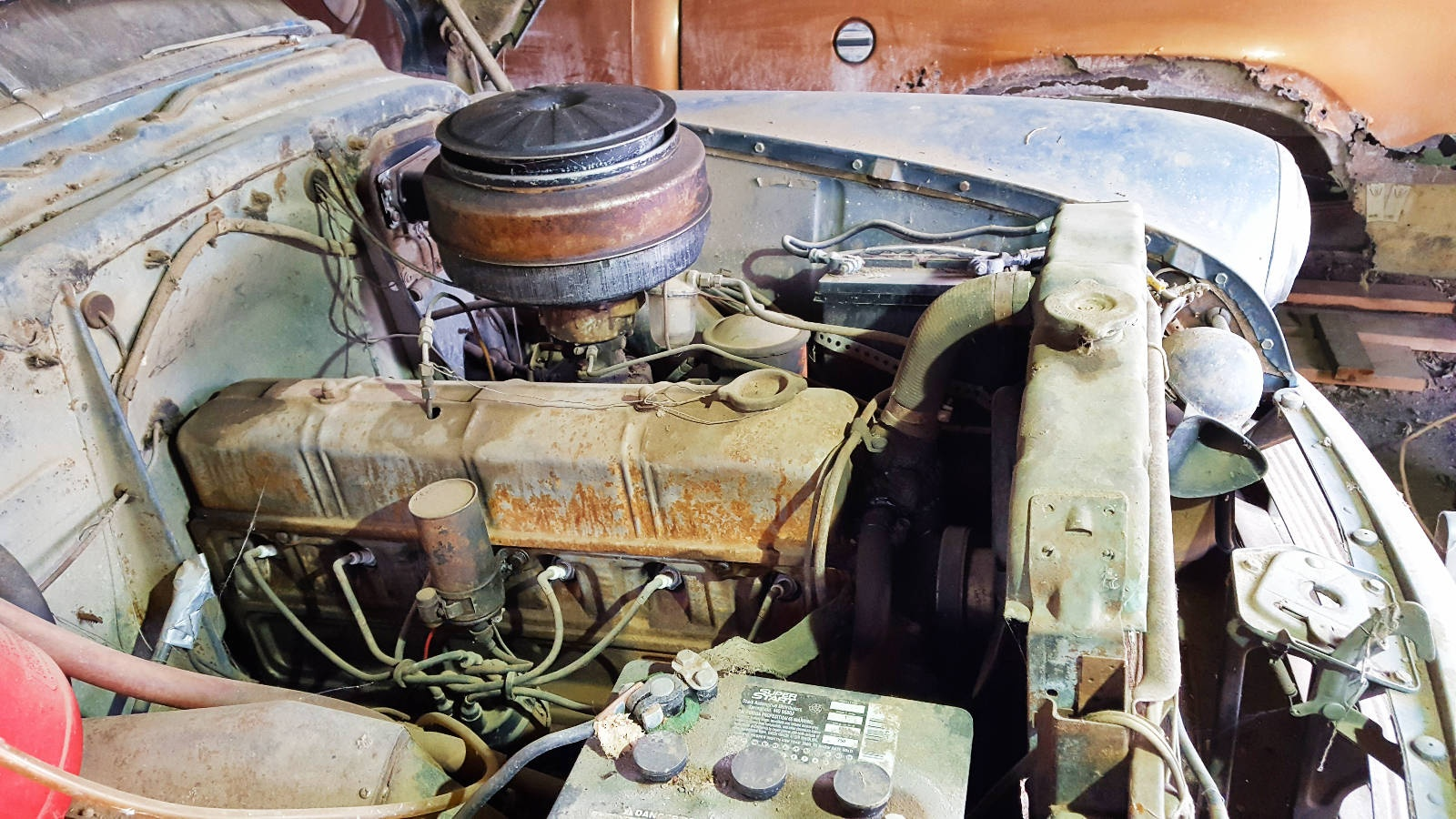 Coupe 1951 chevy coupe parts : EXCLUSIVE: 1951 Chevrolet 4-Door Deluxe