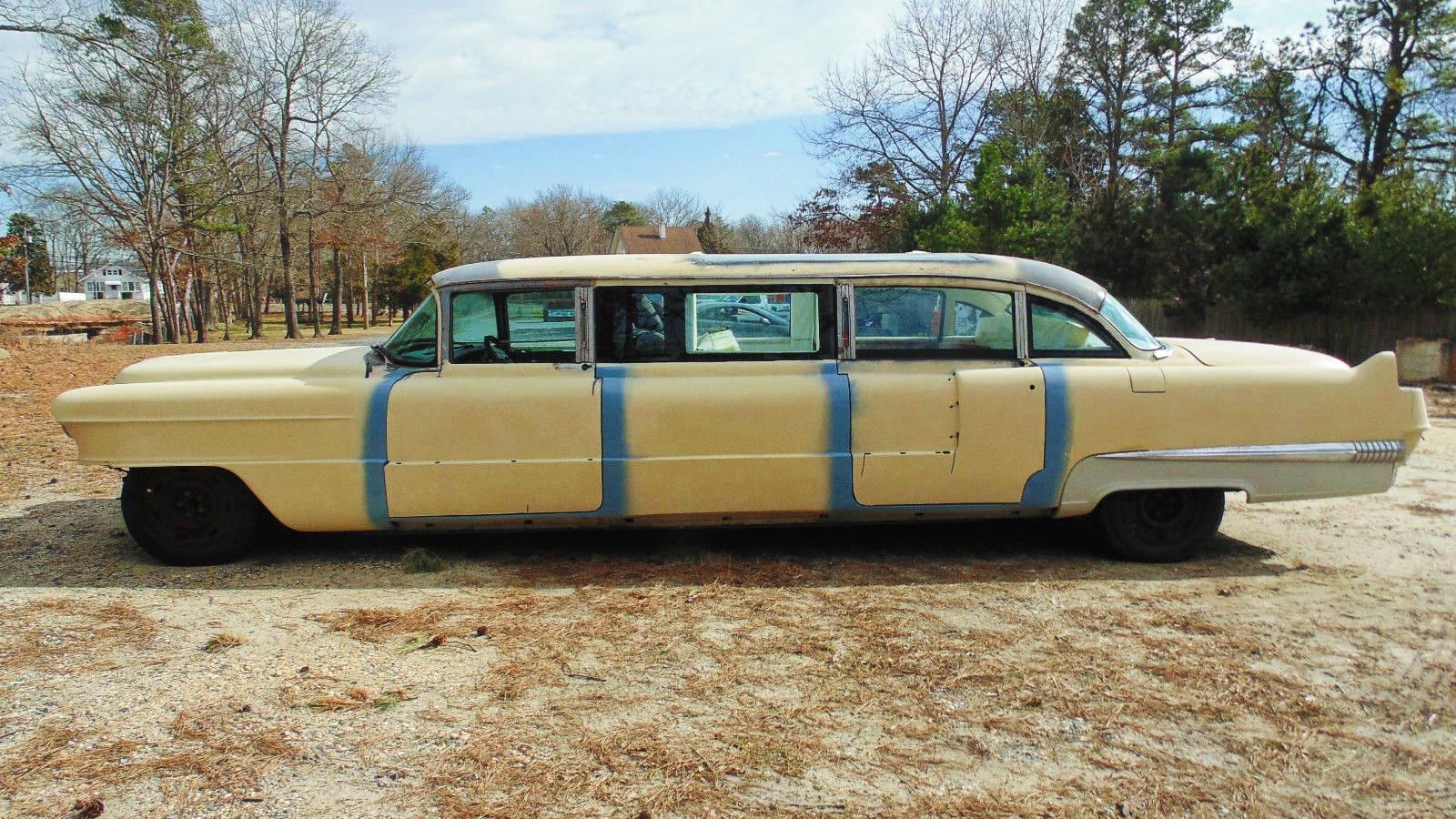 Fordillac: 1956 Cadillac Fleetwood 60 Special