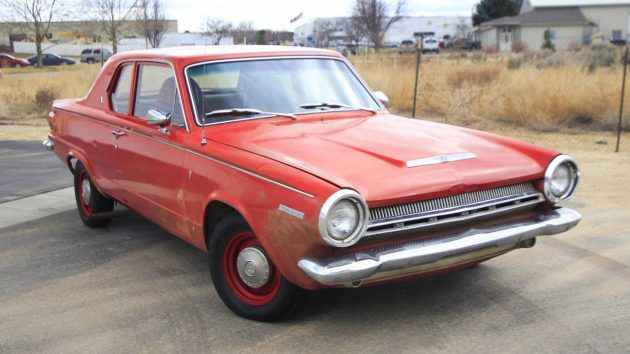 EXCLUSIVE: Our 1964 Dodge Dart Hot Rod!