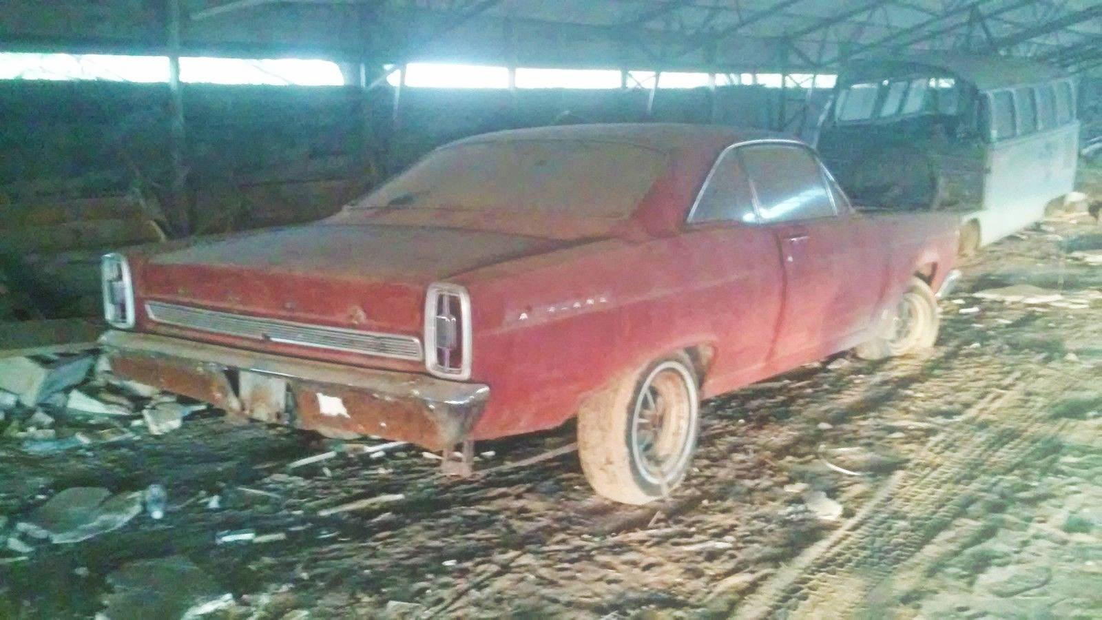 Real Big Block Car: 1966 Ford Fairlane GT