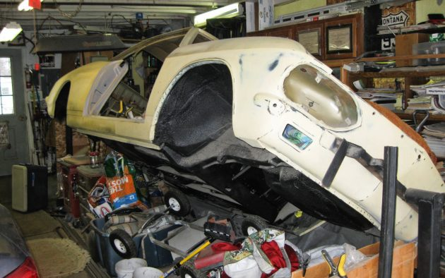 EXCLUSIVE: 1967 Corvair Monza Project
