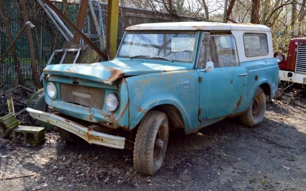 1967 International Scout: Worth Dragging Home?