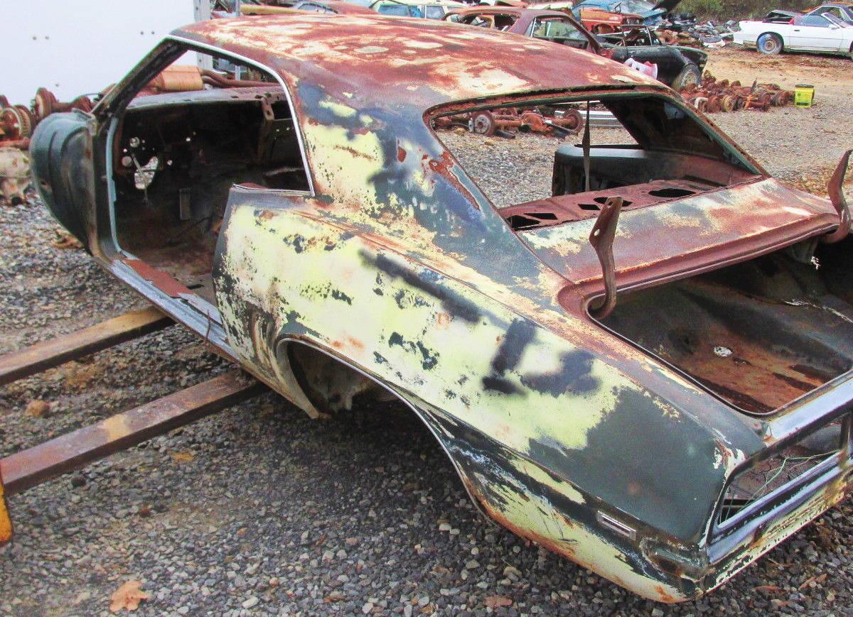 1969 Camaro SS 396 For $2,500?