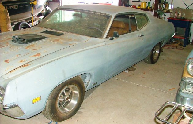 EXCLUSIVE: 1970 Ford Torino 429 Cobra Jet