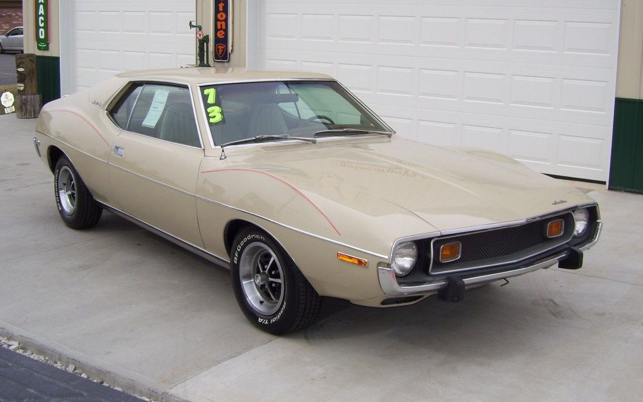 Something Different 1973 Amc Javelin