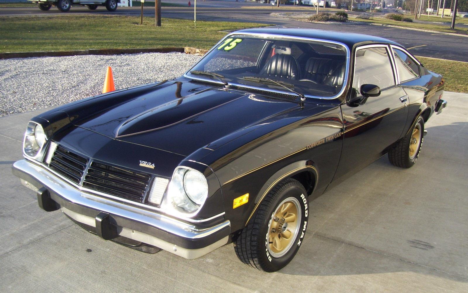 American Sports Sedan: 1975 Cosworth Vega