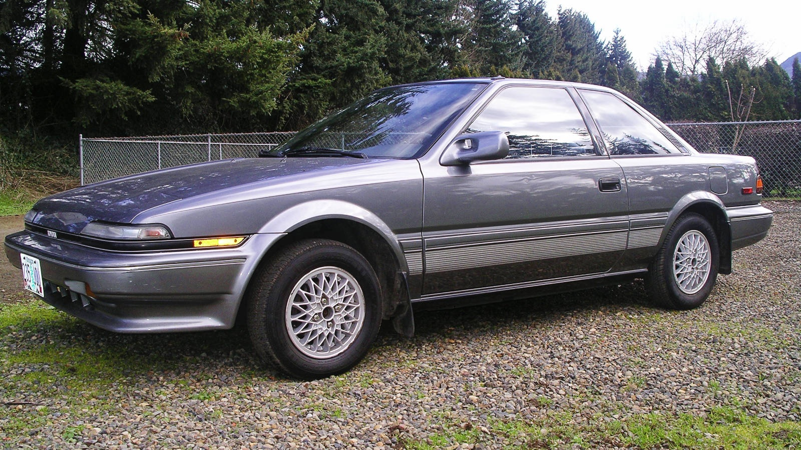 Exclusive 1990 Toyota Corolla Sr5 Coupe For 1 500