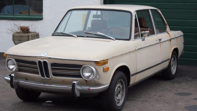 Solid Underneath: 1971 BMW 2002