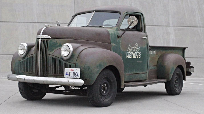 Studebaker Restomod 1947 Studebaker M5 Pickup