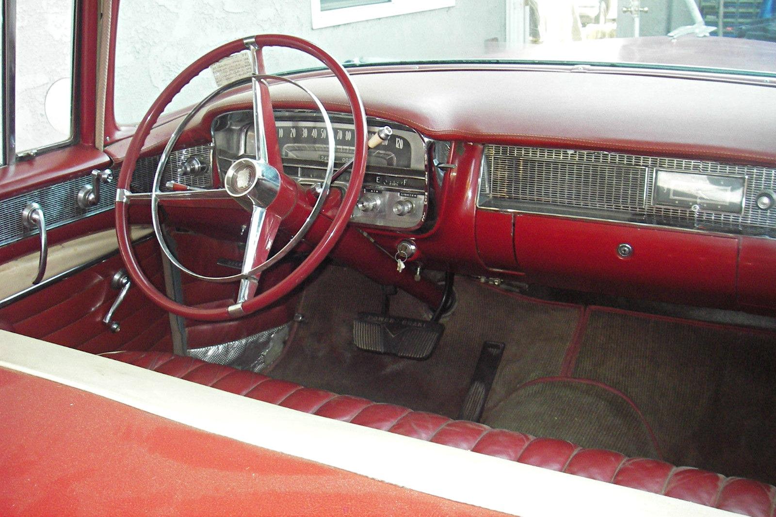 1 Of 8: 1956 Cadillac Skyview Broadmoor Wagon