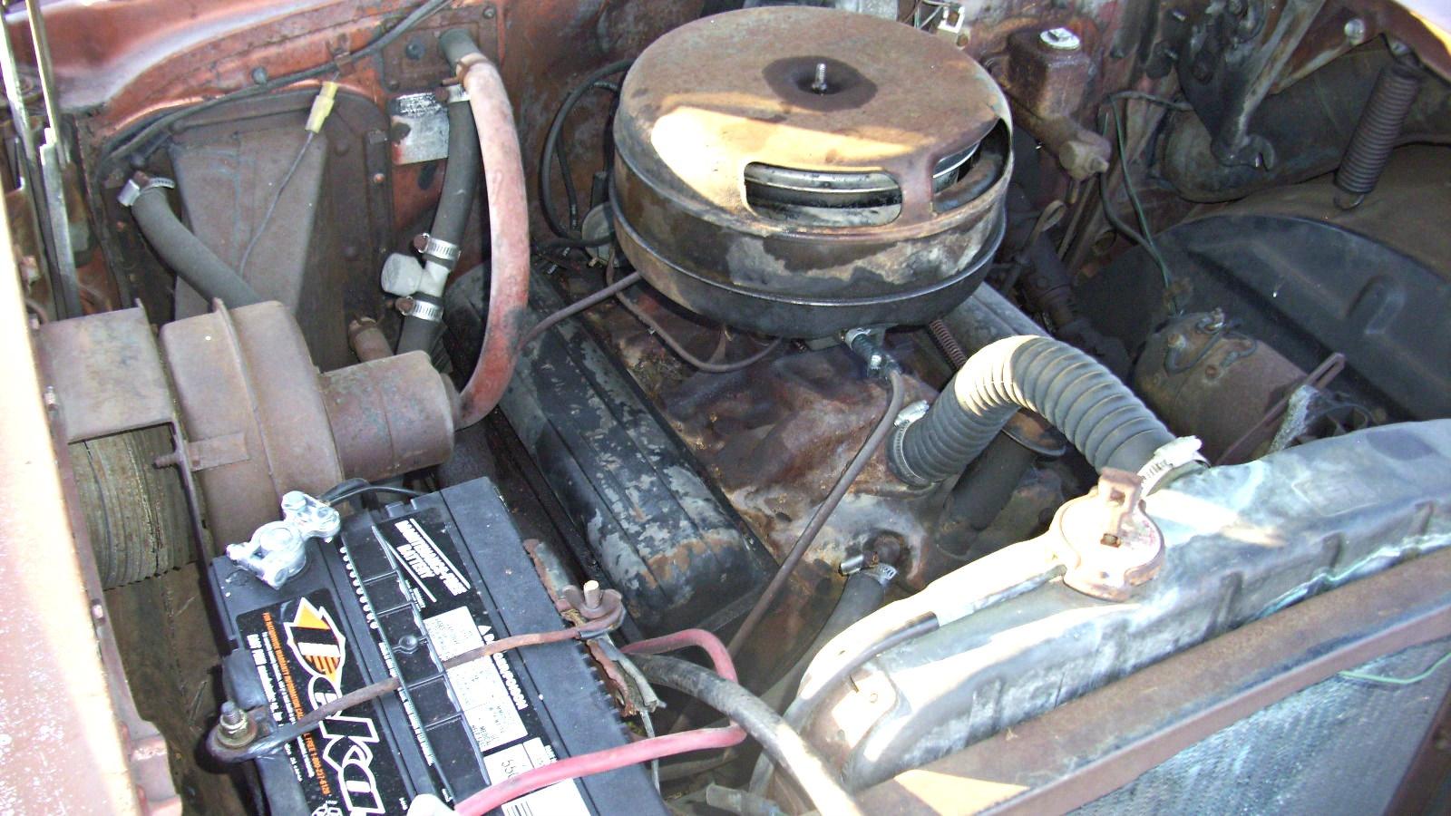 factory v8 survivor 1957 chevrolet bel air