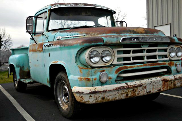 Life Time Californian 1959 Dodge D100