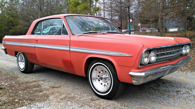 America's First Turbo Car: 1963 Oldsmobile F85 Jetfire