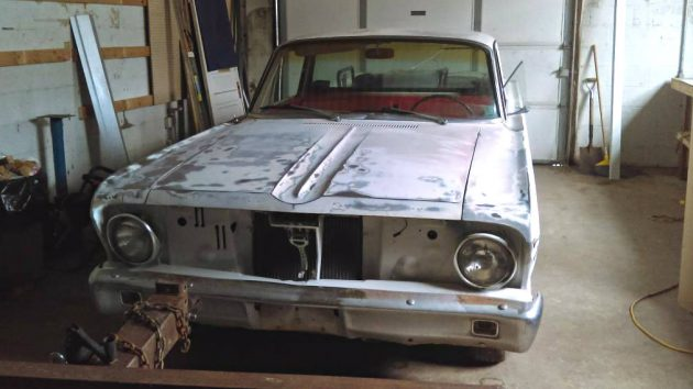 Affordable Flying UTE: 1965 Ford Falcon Ranchero
