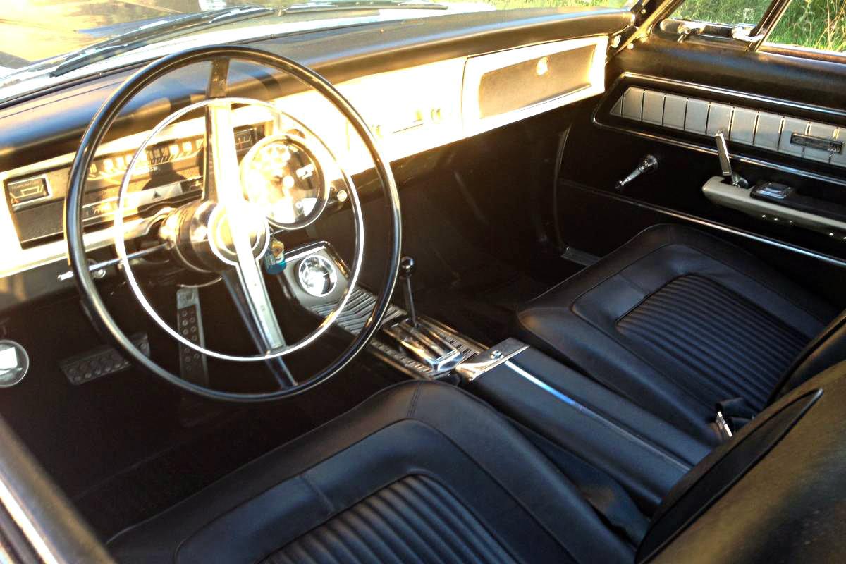 White Elephant 1965 Dodge Coronet 500 Hemi