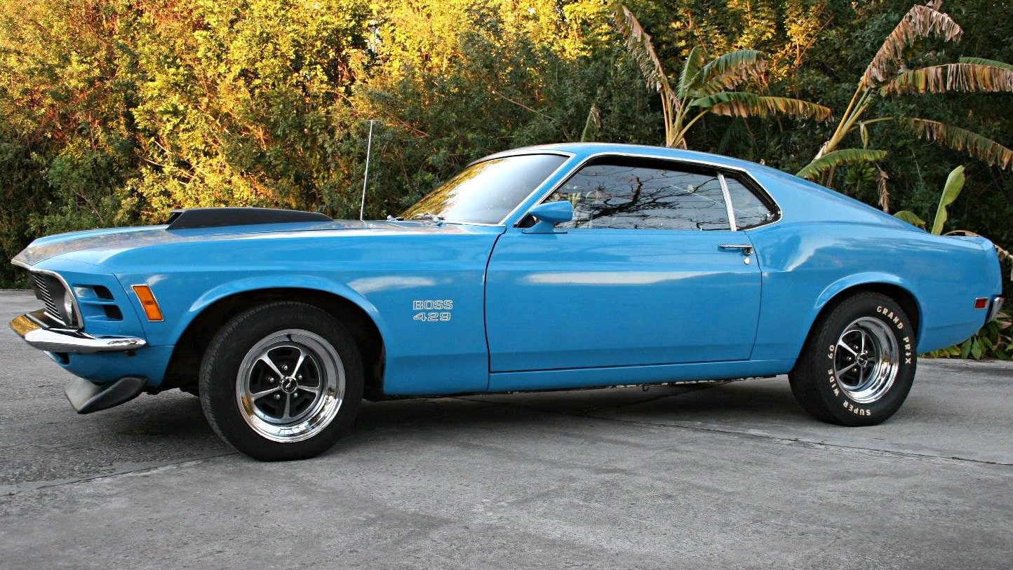Dream Survivor 1970 Ford Mustang Boss 429
