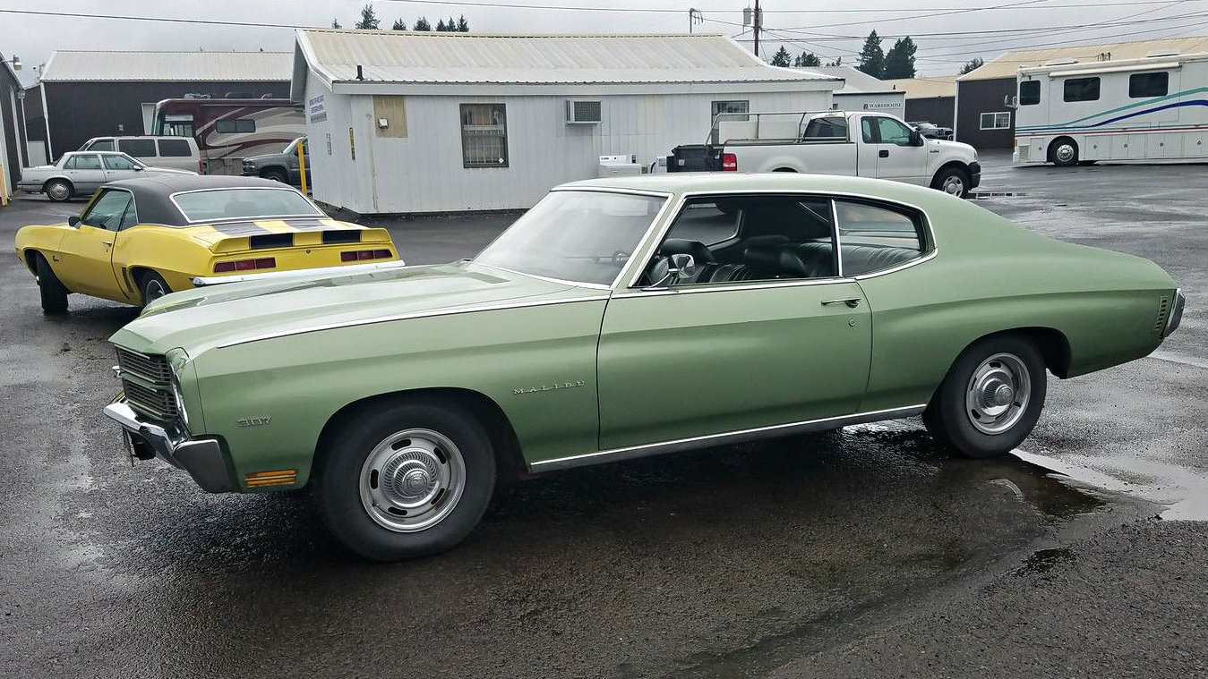 Little Old Lady Owned 1970 Chevrolet Chevelle Malibu