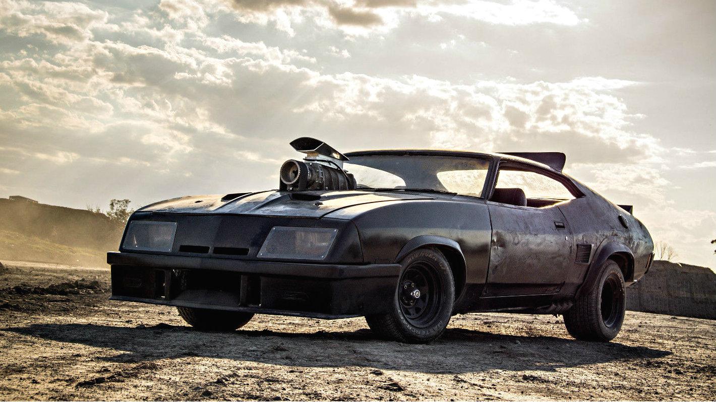 Max's Post-Apocalyptic Interceptor: 1974 Ford Falcon XB