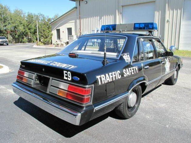 Four Door Mustang 1984 Ford Ltd 5 0 Cop Car