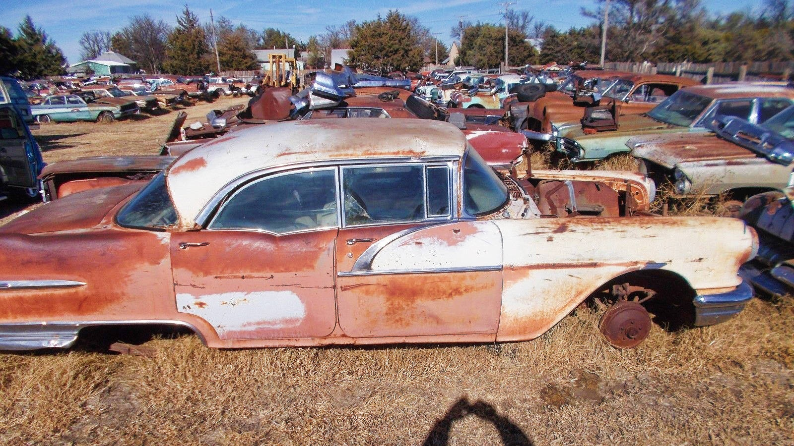 Buick And Pontiac Salvage Yard Liquidation!