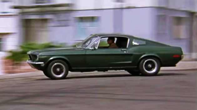 The Bullitt Mustang Surfaces In Mexico