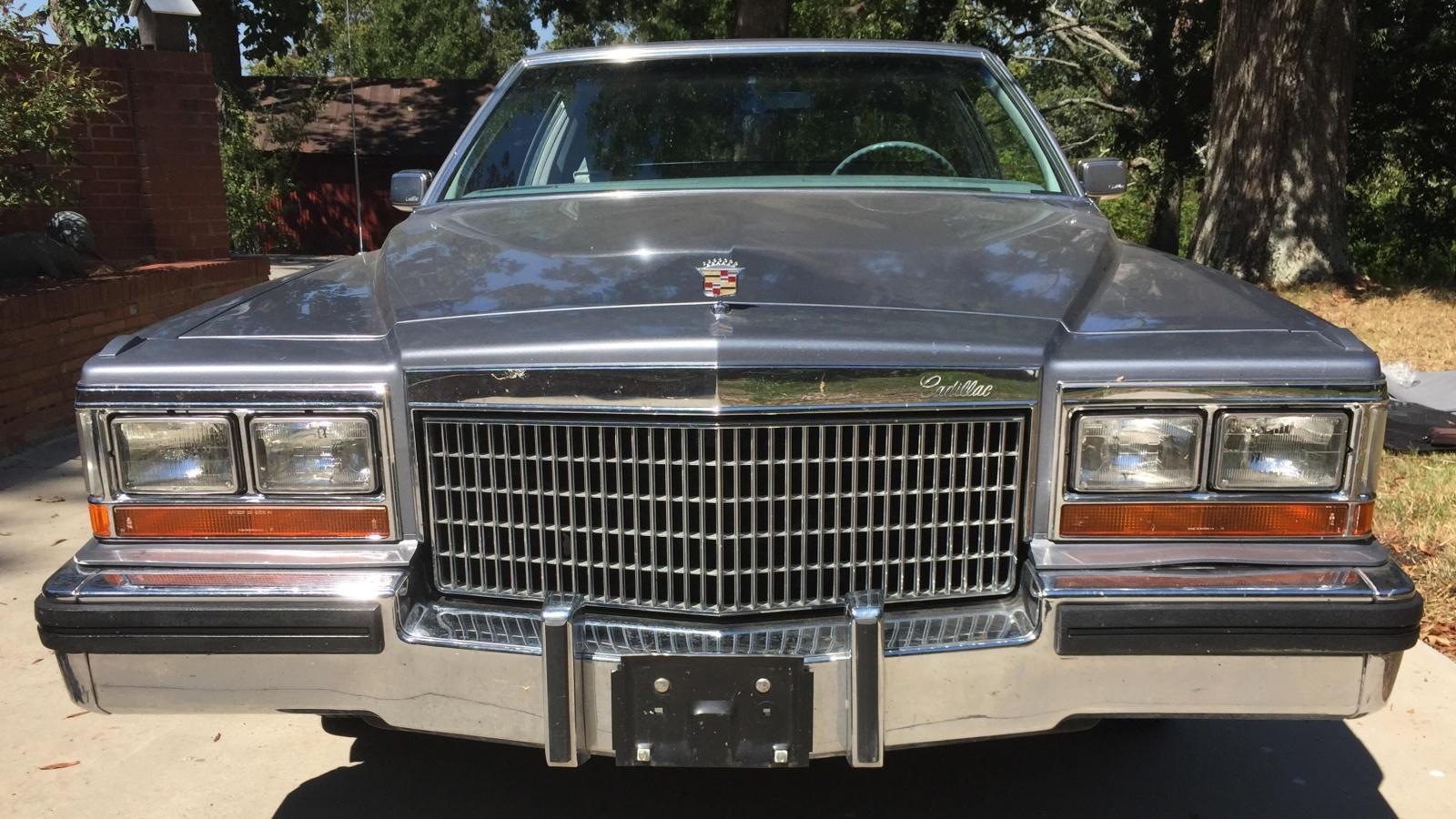 EXCLUSIVE: 40k Mile 1980 Cadillac Coupe DeVille