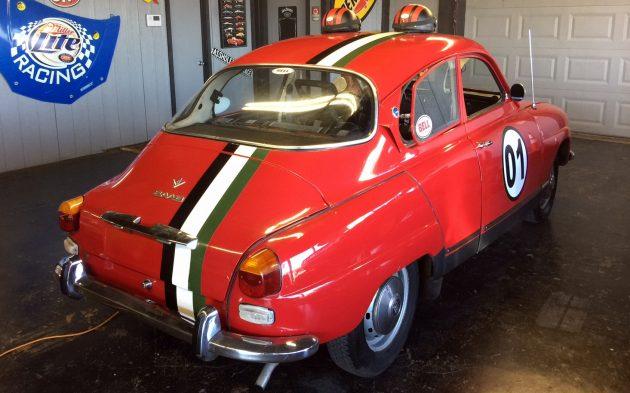 EXCLUSIVE: Turnkey 1971 Saab 96